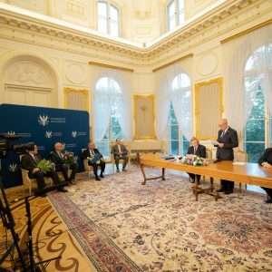 Wybory rektora UW na kadencję 2020-2024