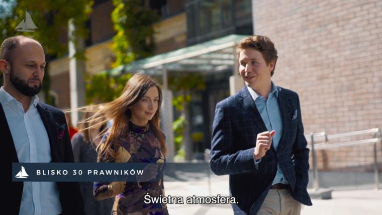 Premiera spotu promocyjnego kancelarii BiW